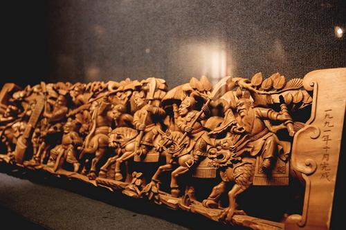 黃龜理紀念館展品