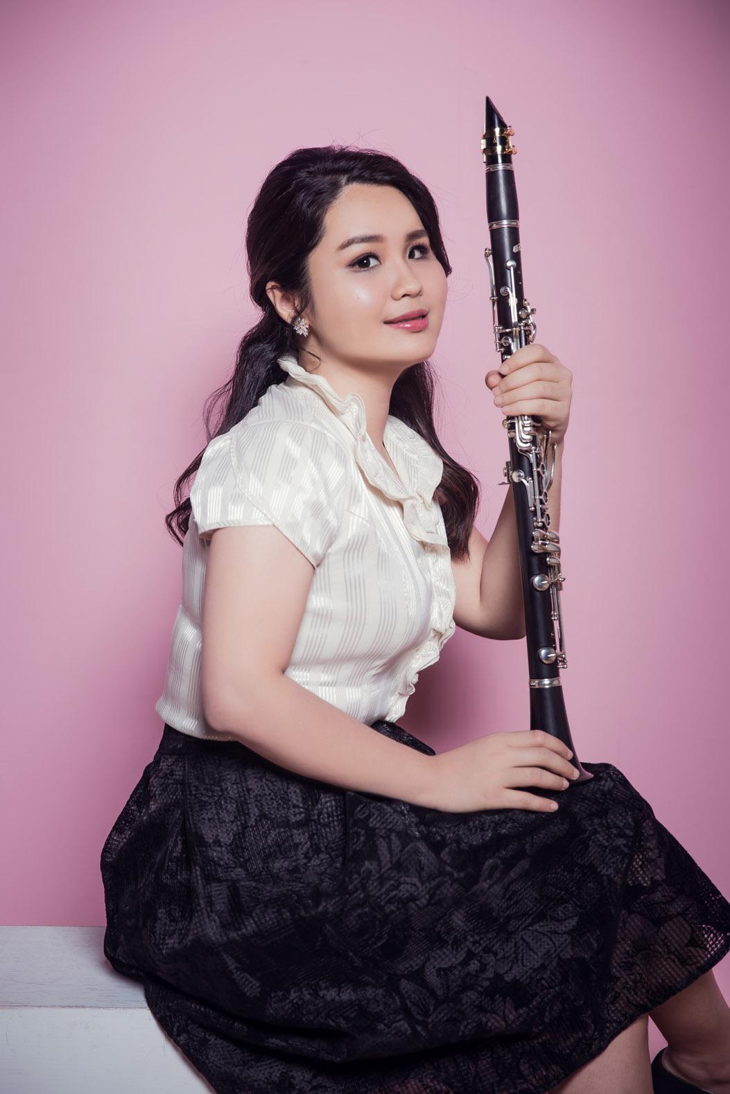 2021新北樂壇新星李俐伶將帶來「李俐伶單簧管獨奏會─旅程沿途的浪漫」演出