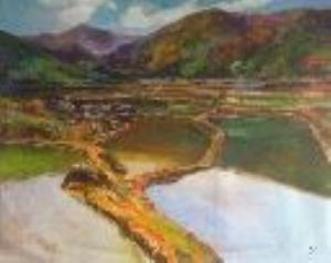 臺灣第一個女性畫會 「母親ㄟ土地」用畫筆讚詠臺灣