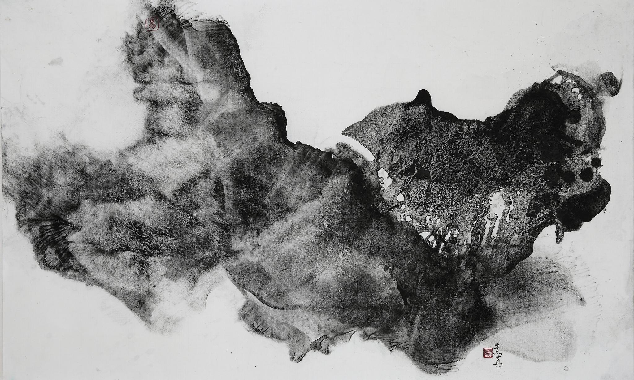 四十餘歲開始習畫 藝術家廖素真展女力之美