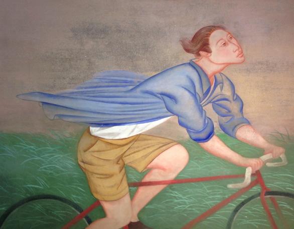拋開生活不愉快 與青年畫家張維元一同「漫遊吾境」