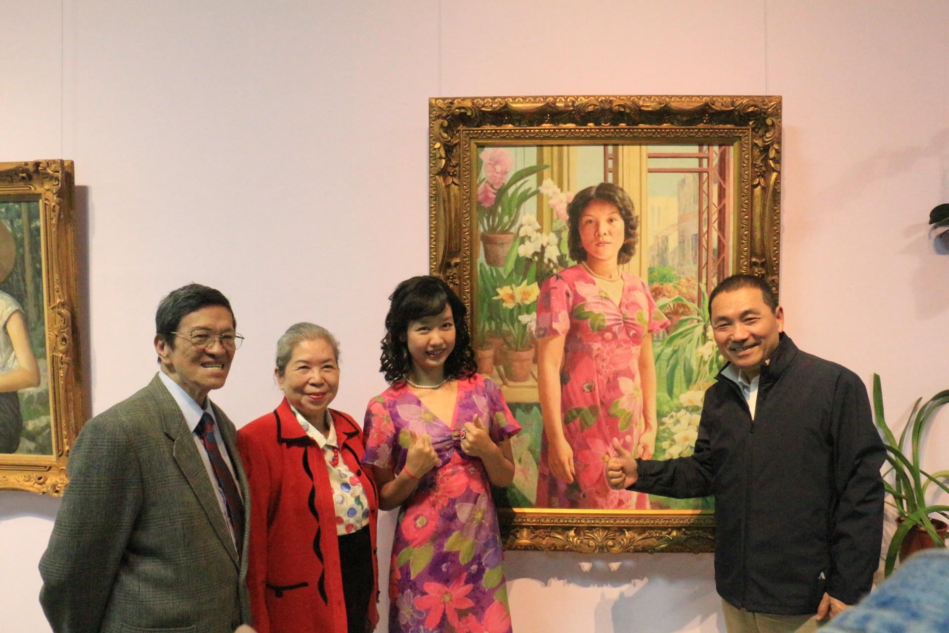 李梅樹「藝術家之眼主題展」一窺臺灣女性的千姿百態與時代精神