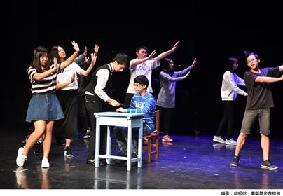 板橋高中《黑暗中有你》勇奪最佳音樂劇獎 新世代歌舞新秀與編導人才今誕生