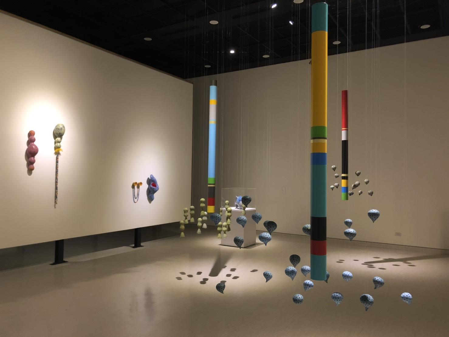 陶藝家王怡惠於韓國金海美術館創作首次回台亮相!